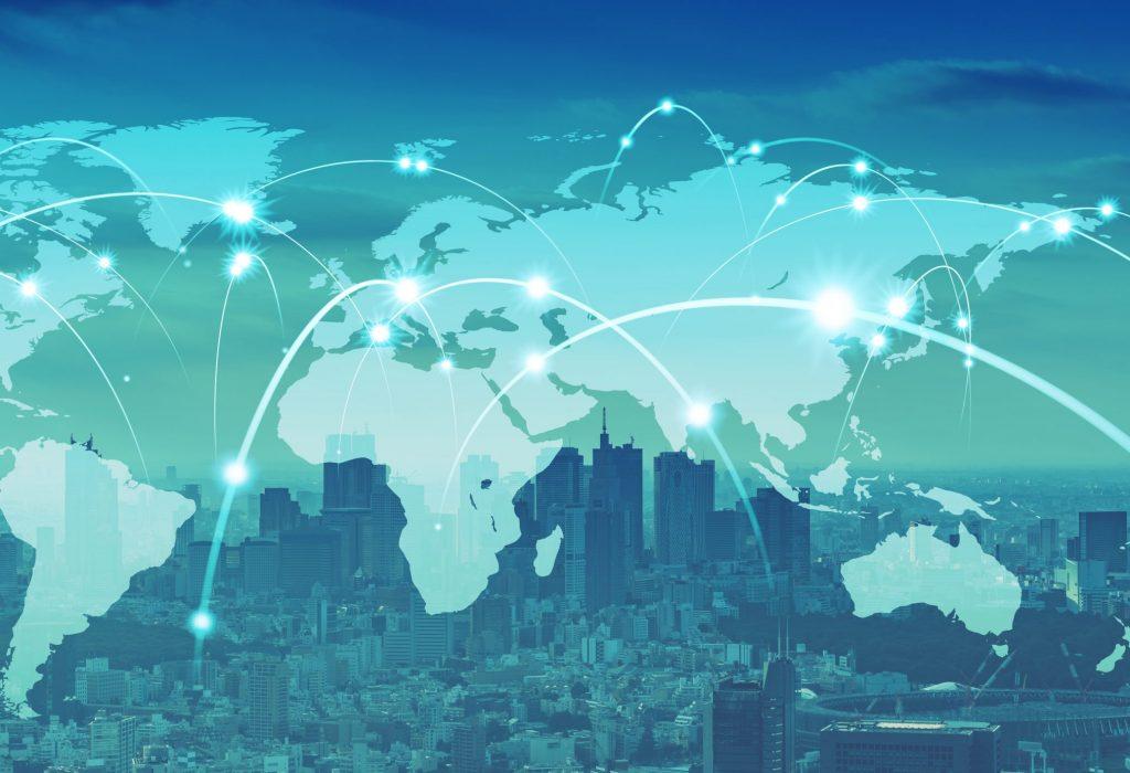 Grow With A Global Partner