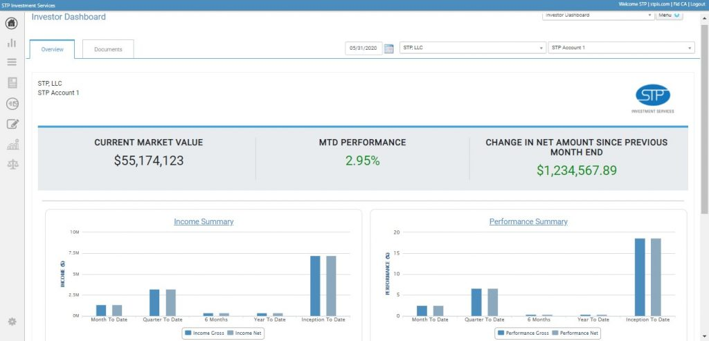 Improve The Client Experience With Investor Dashboards